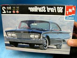 1960 ford starliner 2 door hardtop amt