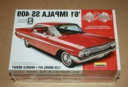 LINDBERG 1961 IMPALA SS 409  1/25 MODEL CAR KIT # 72163 Seal