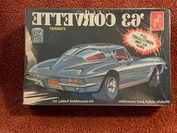 1963 Chevy Coupe Corvette Model Car Kit