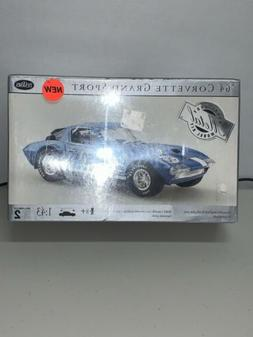 TESTORS 1964 Chevrolet Corvette Grand Sport Metal Kit 1:43 S