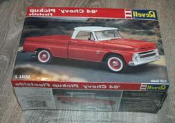 Revell 1964 Chevy Pickup Fleetside Model Truck Car Kit # 761