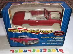 Polar Lights 1964 Pontiac GTO Convertible Snap Together Mode