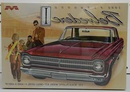 1965 65 PLYMOUTH MOPAR BELVEDERE I 1 MOEBIUS MODEL KIT