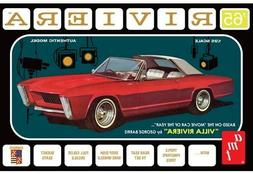 AMT 1965 Buick Riviera  1/25 Model Kit AMT1121-NEW