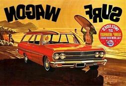 AMT 1965 Chevelle Surf Wagon 1/25 Model Kit AMT1131-NEW
