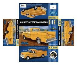 Moebius 1965 Ford F-100 Service Utility Bed 1/25 Truck MODEL