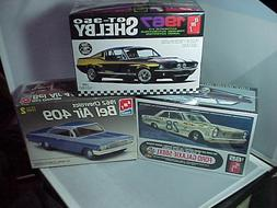 AMT 1965 Ford Galaxie Stock Car Fred Lorenzen