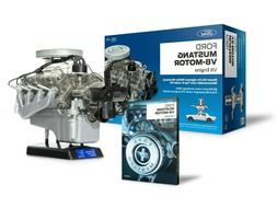 1965 Ford Mustang Engine Model with Collector's Handbook