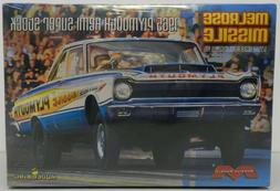 1965 PLYMOUTH BELVEDERE MELROSE MISSILE SUPER STOCK MOPAR MO
