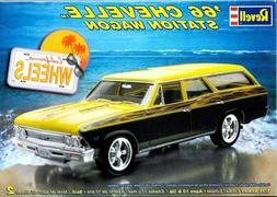 "Revell 1966 Chevy Chevelle Station Wagon ""California Wheels"""