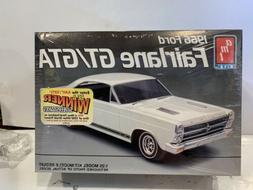 AMT 1966 FORD FAIRLANE GT/GTA 1/25 MODEL KIT 6926 New And Se