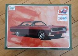 1966 mercury super street rod plastic model