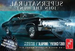 AMT 1967 Chevy Impala 4 Door Supernatural 1:25 scale model c