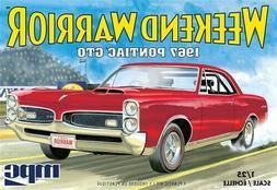 MPC 1967 Pontiac GTO Weekend Warrior 1:25 scale model car ki