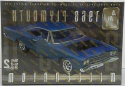1968 68 ROADRUNNER GTX SATELLITE 426 HEMI PLYMOUTH MOPAR AMT