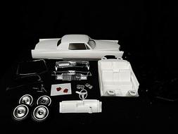 1968 Cadillac 2 door 1:25 Scale Resin model kit. Decko Car C