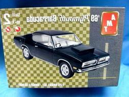 1969 '69 BARRACUDA SUPER STOCK DRAG CAR PLYMOUTH MOPAR AMT M