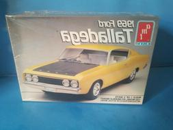 AMT 1969 FORD TALLADEGA MODEL KIT FACTORY SEALED New Car Kit