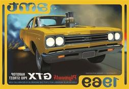 AMT 1969 Plymouth GTX Hardtop Pro Street 1/25 Model Kit AMT1