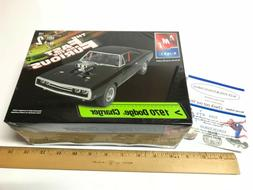 AMT 1970 Dodge Charger The Fast and the Furious Model Kit 1: