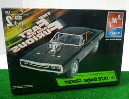 AMT 1970 Dodge Charger The Fast And The Furious 1:25 Model K