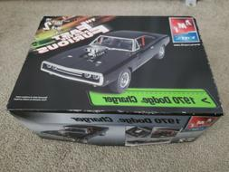 1970 Fast And Furious Dodge Charger Model Kit * AMT