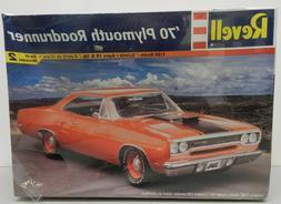 1970 PLYMOUTH ROAD RUNNER GTX MOPAR AIR GRABBER 440-6 FS SEA