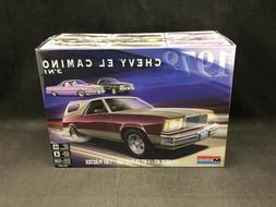 Revell 1978 Chevy El Camino 3'n1 1:24 Scale Plastic Model Ki
