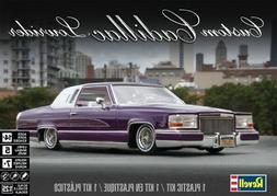1984 Cadillac Custom Lowrider Revell 85-4438 1/25 Car Model