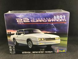 Revell 1986 Chevrolet Monte Carlo SS 2'n1 1:24 Scale Plastic