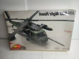 Testors 1986 HH-60D Night Hawk 1/72 Model #368 Plastic Model