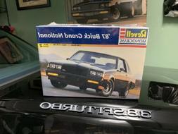 1987 Buick Grand National Revell Model Kit