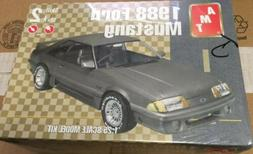 AMT 1988 FORD MUSTANG GT Sealed Rare Model Kit