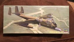 1992 Hasegawa OV-1B Mohawk 1:72 Scale Model FACTORY SEALED