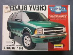 1994 Vintage Lindberg 1/20 Chevy Blazer Truck plastic model