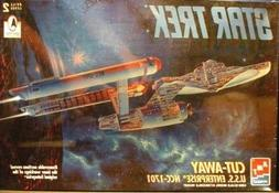 1995 AMT/ERTL  Star Trek U.S.S. Enterprise NCC-1701 Cut-Away