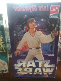 1995 AMT ERTL Star Wars LUKE SKYWALKER Plastic Paintable Mod