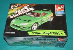 1995 Toyota Supra Fast And The Furious AMT 1/25 Factory Seal