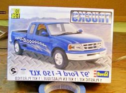 REVELL 1997 FORD F-150 XLT EXTENDED CAB PICK UP TRUCK - MINT
