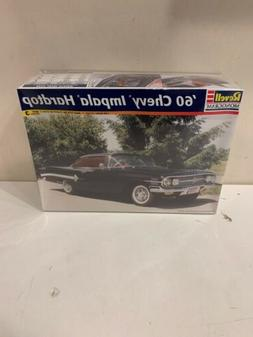 1998 Revell Monogram '60 Chevy Impala Hardtop Model Kit #85-