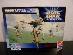 1999 AMT/ERTL Model STAR WARS EPISODE I: STAP with BATTLE DR