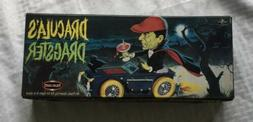 1999 POLAR LIGHTS DRACULA'S DRAGSTER MODEL KIT #5026