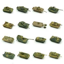 1pcs 1:72 4D Plastic Assemble Tank <font><b>Kits</b></font>