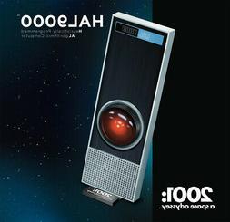 2001: A Space Odyssey Hal 9000 Model Kit with Lights Moebius