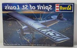 2005 Revell Spirit of St. Louis 1:48 Scale Model Kit BRAND N