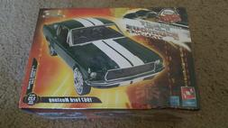 2006 AMT ERTL #38509 1967 Ford Mustang Fast And The Furious