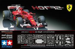 Tamiya 20068 1/20 Model Kit Ferrari SF70H Formula One Vettel