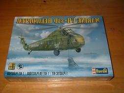 2012 REVELL Model MARINE UH-34D HELICOPTER Kit #85-5323