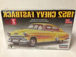 2013 Lindberg Skill Level 2 1952 Chevrolet Fastback 1:32 Sca