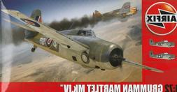 "2016 AIRFIX GRUMMAN MARTLET Mk.IV  1:72 Scale  ""New Tooling"""